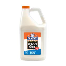 Elmer's® Washable School Glue, 1 Gallon, White