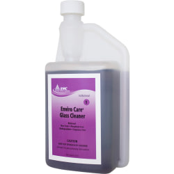 RMC Enviro Care® Glass Cleaner, 32 Oz Bottle
