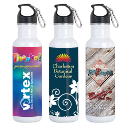 Full Color Stainless Bottle  25oz