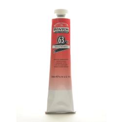Winsor & Newton Winton Oil Colors, 200 mL, Cadmium Red Medium, 63
