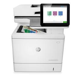 HP Color LaserJet Enterprise MFP M578dn Laser All-In-One Color Printer, 7ZU85A#BGJ