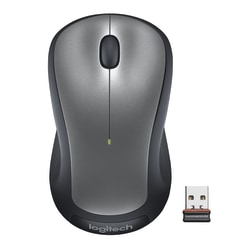 Logitech® M310 Wireless Optical Mouse, Silver