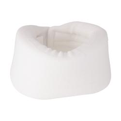 "DMI Soft Foam Cervical Collar, 2 1/2"" x 21 1/2"", White"