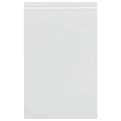 "Office Depot® Brand Reclosable 2-mil Poly Bags, 10"" x 15"", Clear, Case Of 1,000"