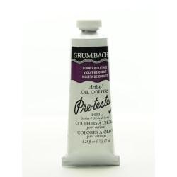 Grumbacher P053 Pre-Tested Artists' Oil Colors, 1.25 Oz, Cobalt Violet Hue