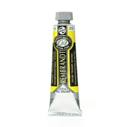 Rembrandt Artist's Oil Colors, 40 mL, Transparent Yellow Medium, 272