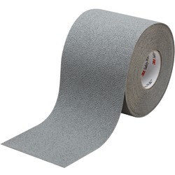 "3M™ 370 Safety-Walk Tape, 3"" Core, 6"" x 60', Gray"