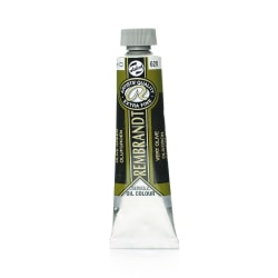 Rembrandt Artist's Oil Colors, 40 mL, Olive Green, 620, Pack Of 2