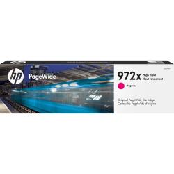 HP 972X High Yield Magenta Ink Cartridge (L0S01AN)
