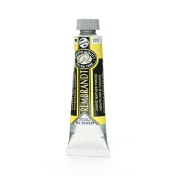 Rembrandt Artist's Oil Colors, 40 mL, Naples Yellow Deep, 223, Pack Of 2