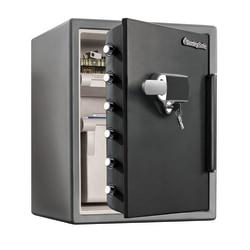 Sentry®Safe Waterproof Fire Safe, 125-Lb, 2.05 Cu Ft Capacity, Gunmetal
