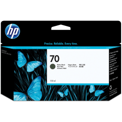 HP 70 (C9448A) Black Matte Ink Cartridge