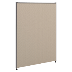 "basyx by HON® Verse Panel System, 42""H x 30""W, Gray"