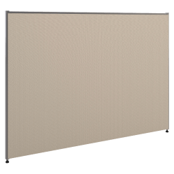 """basyx by HON® Verse Panel System, 42""""H x 60""""W, Gray"""