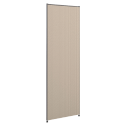 "basyx by HON® Verse Panel System, 72""H x 24""W, Gray"