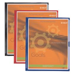 Office Depot® Brand Display Front Pocket Folder, Letter Size, Assorted Colors