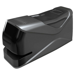 Esselte 20EX Personal Dual Electric Stapler, Black