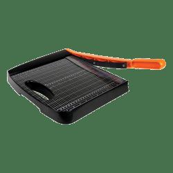 """Fiskars® Bypass Trimmer, 12"""", Black/Orange"""