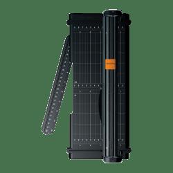 "Fiskars® Portable Paper Trimmer, 12"", Black"