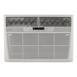 Frigidaire FFRH2522R2 Window Air Conditioner - Cooler, Heater - 7326.78 W Cooling Capacity - 4689.14 W Heating Capacity - 1672 Sq. ft. Coverage - Dehumidifier - Energy Star