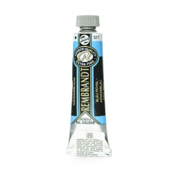 Rembrandt Artist's Oil Colors, 40 mL, King's Blue, 517