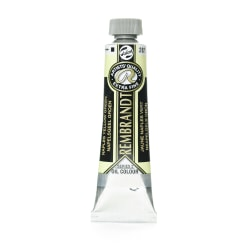 Rembrandt Artist's Oil Colors, 40 mL, Naples Yellow Green, 282, Pack Of 2