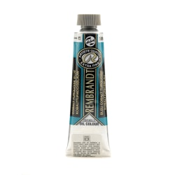 Rembrandt Artist's Oil Colors, 40 mL, Cobalt Turquoise Blue, 586