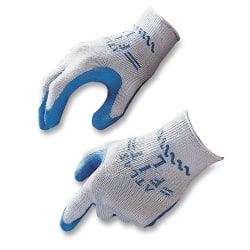 Showa Best Atlas Fit Gloves, Natural Rubber, Medium