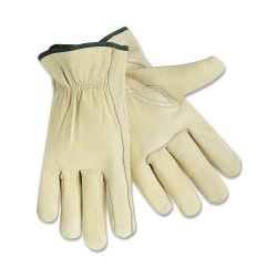 MCR Safety Leather Driver Gloves, X-Large