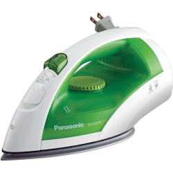 Panasonic Steam Iron - Titanium Sole Plate - Anti-Calcium System - 1200 W