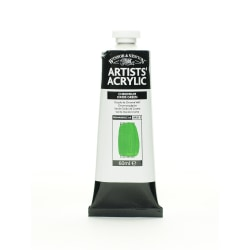 Winsor & Newton Professional Acrylic Colors, 60 mL, Chromium Oxide Green, 162, Pack Of 2