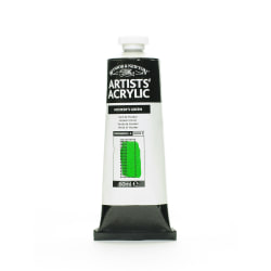 Winsor & Newton Professional Acrylic Colors, 60 mL, Hooker's Green, 311, Pack Of 2