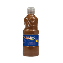 Prang® Ready-To-Use Tempera Paint, 16 Oz., Brown