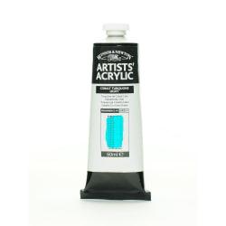 Winsor & Newton Professional Acrylic Colors, 60 mL, Cobalt Turquoise Light, 191