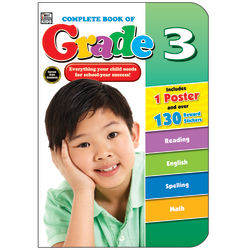 Thinking Kids'™ Complete Book, Grade 3