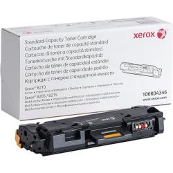 Xerox Original Toner Cartridge - Black - Laser - Standard Yield - 1500 Pages