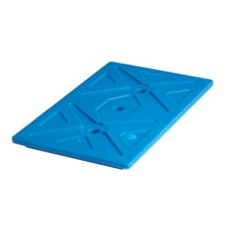 Cambro Camchiller Ice Pack, Full Size, Blue