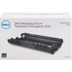 Dell Imaging Drum - Laser Print Technology - 12000 - 1 Each