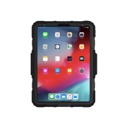 Griffin Survivor All-Terrain - Protective case for tablet - rugged - black - for Apple 11-inch iPad Pro (1st generation)