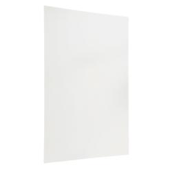"""Flipside Foam Boards, 20""""H x 30""""W x 3/16""""D, White, Pack Of 10"""