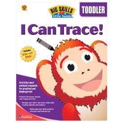 Carson-Dellosa Big Skills For Little Hands: I Can Trace!