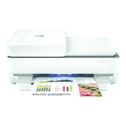 HP Envy Pro 6455 Wireless InkJet All-In-One Color Printer