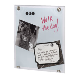 "See Jane Work® Unframed Dry-Erase Whiteboard Magnetic Panel, 12"" x 9/10"", White"