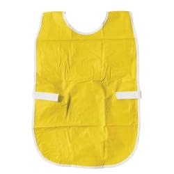 Peerless Plastics KinderSmock™ Easy On/Off Smocks, Assorted Colors, Pack Of 3