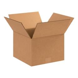 "Office Depot® Brand Corrugated Box, 12"" x 12"" x 8"", Kraft"