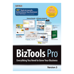 Individual Software® BizTools Pro™ 3, Disc