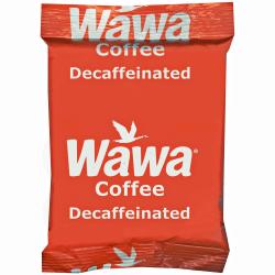 WaWa Original Coffee, Decaffeinated, Carton Of 36