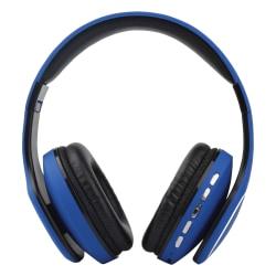 Volkano Phonic Series Bluetooth® Over-Ear Headphones, Blue