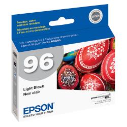Epson® 96, (T096720) UltraChrome™ K3 Light Black Ink Cartridge