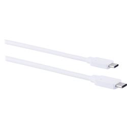 Ativa™ USB 2.0 Type-C Cable, 6.5', White, 32455